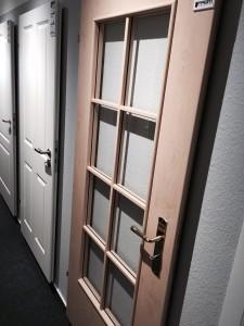 Unsere Tür zum Wohnzimmer wird allerdings weiß